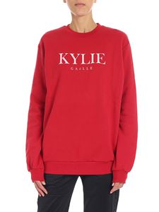 Gaelle Paris - Kylie red sweatshirt