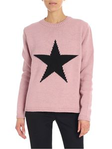 Mia Bag - Pink pullover with star insert