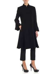 Shirtaporter - Black lined coat