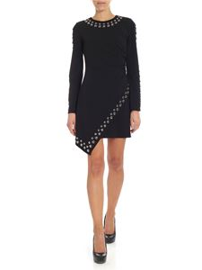 Gaelle Paris - Short dress with studs