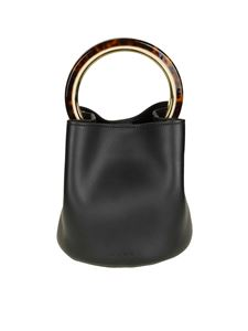 "Marni - Black ""Pannier"" bag"