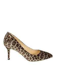 Ash - Pointy animalier pumps
