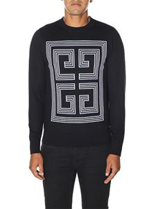 """Givenchy - """"4G"""" wool pullover"""