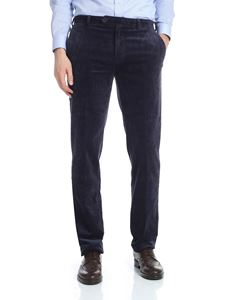 Brooks Brothers - Blue corduroy trousers