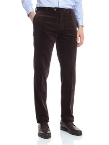 Brooks Brothers - Brown corduroy trousers