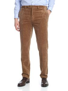 Brooks Brothers - Light brown corduroy trousers