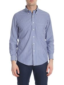 Brooks Brothers - Camicia button down con tasca a toppa