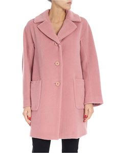 "Max Mara Weekend - ""Green"" pink coat"