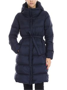 "Max Mara Weekend - Blue ""Nuvole"" down jacket"