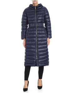 KI6? Who are you? - Long quilted down jacket