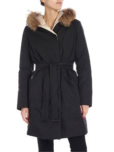 "Max Mara Weekend - Reversible black ""Mino"" down jacket"