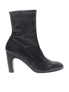 """Chie Mihara - Black """"Eina"""" ankle boots"""