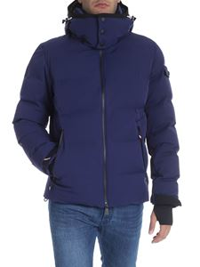 "Moncler Grenoble - Blue ""Montgetech"" down jacket"
