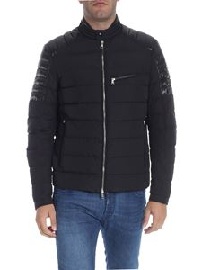 "Moncler - Black ""Meylan"" down jacket"