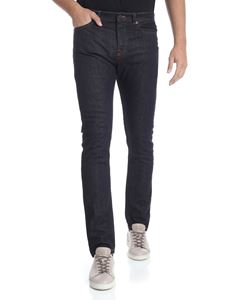 N° 21 - Blue jeans with contrasting stitching