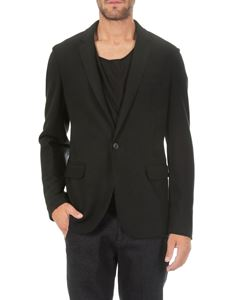 Dondup - Black knitted jacket