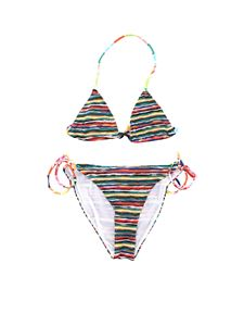 Missoni Kids - Multicolor flamed swimsuit
