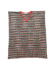 Missoni Kids - Multicolor flamed kaftan