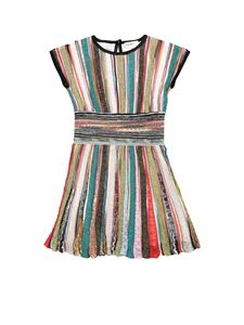 Missoni Kids - Multicolor lamé dress