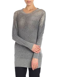 Ballantyne - Gray pullover with golden coating