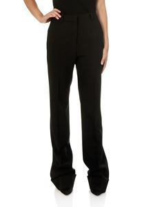 Etro - Black flared trousers