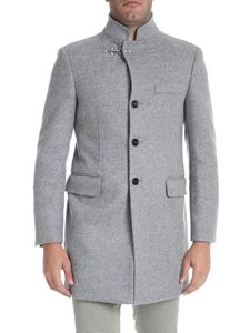 Fay - Semi-lined grey coat