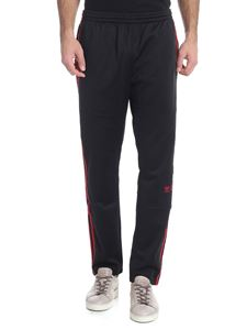 "Adidas Originals - Black ""UAS Track"" trousers"