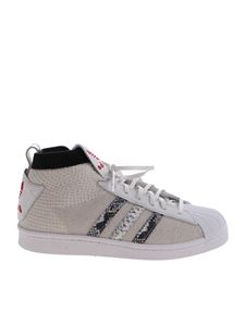 "Adidas - White ""UAS Ultra Star"" sneakers"