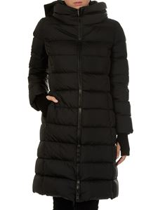 Herno - Black quilted jacket