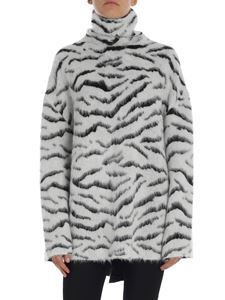 Givenchy - Gray overfit pullover