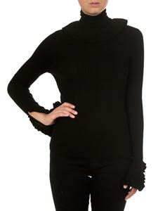 Chloé - Black ribbed turtleneck