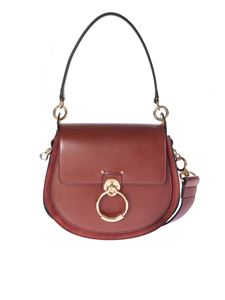 "Chloé - Brown ""Tess"" shoulder bag"