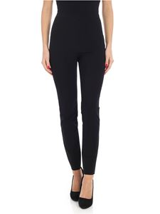 Pierantonio Gaspari - Black Milano fabric leggings