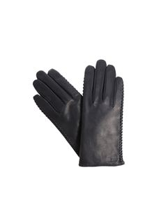 POLO Ralph Lauren - Black leather gloves