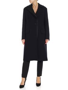 Cédric Charlier - Coat with black lapels