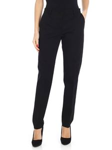 Philosophy di Lorenzo Serafini - Black trousers with america pockets