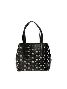 Jimmy Choo - Black Sofia S shopping bag