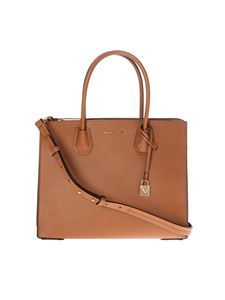 "Michael Kors - Brown ""Mercer"" bag"
