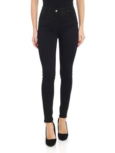 "Patrizia Pepe - Black ""Super Wow"" jeans"