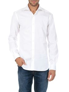 Fay - White cotton shirt