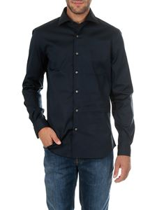 Fay - Blue cotton shirt