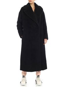 "Semicouture - Cappotto ""Willey"" nero"