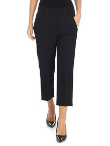 "Dondup - ""Ivy"" black trousers"