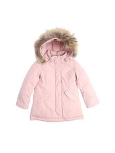 "Woolrich - Pink ""Luxury Artic Parka"" down jacket"