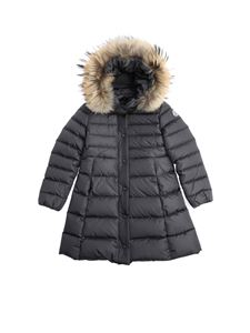 "Moncler Jr - ""New Neste""anthracite down jacket"