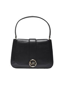 "Michael Kors - Black ""Lillie"" shoulder bag"