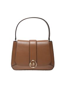 "Michael Kors - Brown ""Lillie"" shoulder bag"