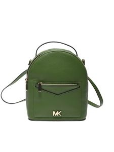 "Michael Kors - Green ""Jessa"" backpack"