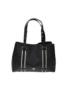 "Michael Kors - Black ""Griffin"" bag"