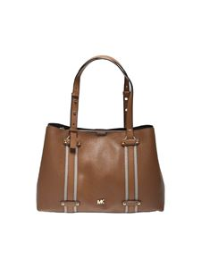 "Michael Kors - Brown ""Griffin"" bag"